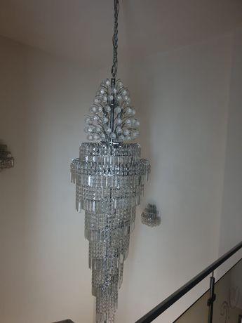Vând candelabre din cristal