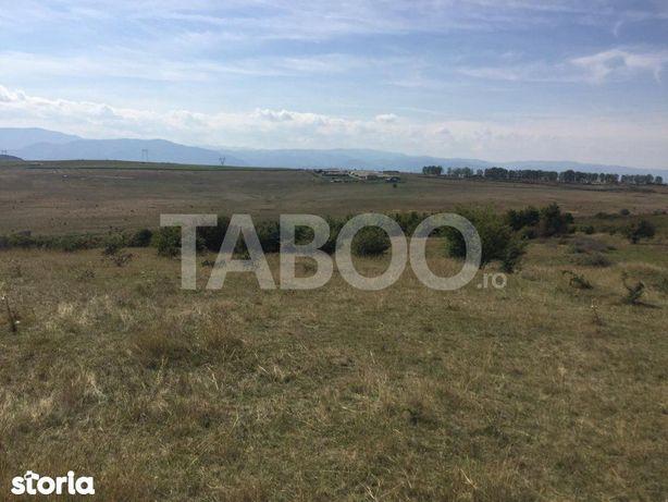 Teren extravilan de vanzare 97000 mp in Sibiu langa Cartier Bavaria