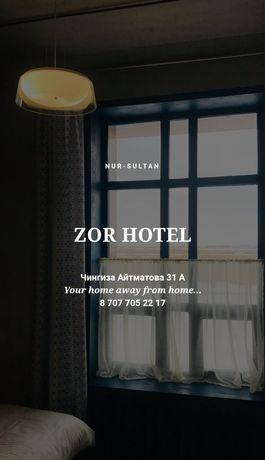 гостиница ZOR HOTEL