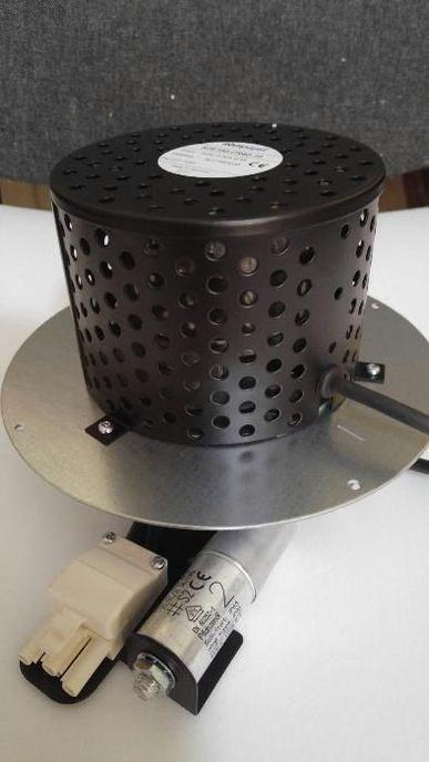 Ventilator cazan lemne MAGA MA, Pyrotherm si Pyrocal