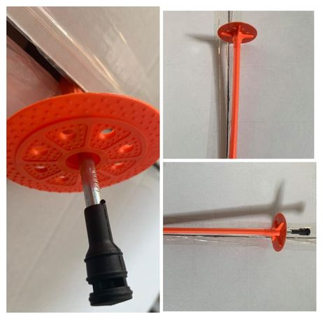Dibluri fixare polistiren 10x260mm,Calitate superioara-IMPORT POLONIA