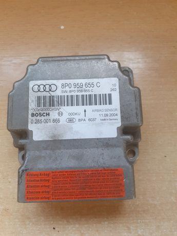 Calculator airbag audi a3 8p