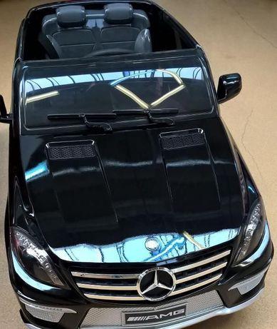 12v Masinuta electrica ride-on Mercedes ML63 AMG jeep cu telecomanda