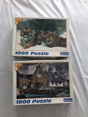 Пъзели от по 1000 части