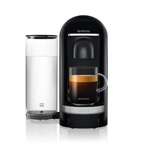 Krups Nespresso Vеrtuo PLUS XN9008 Кафемашина с капсули , 19bar, 1260W