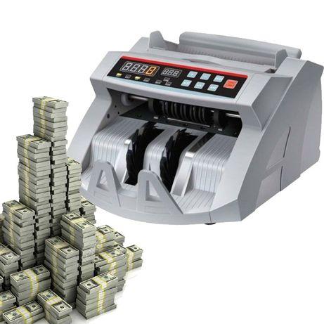 Машина за броене на пари