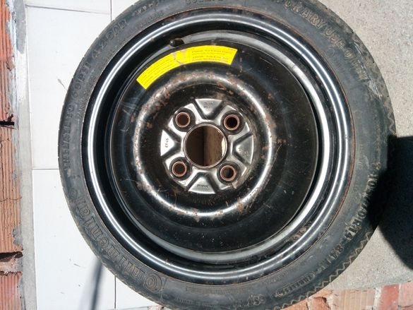 Резервна гума (патерица)