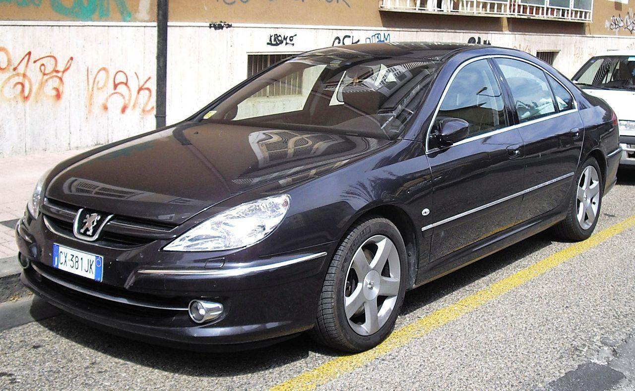 Dezmembrez Peugeot 607 2,2