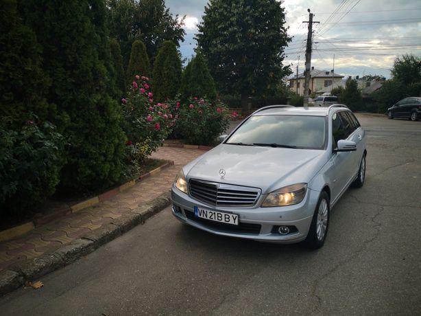 Vând Mercedes c 220
