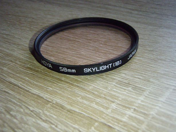 Filtru SkyLight 1B HOYA 58mm