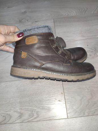 Ботинки для мальчика 37 рр