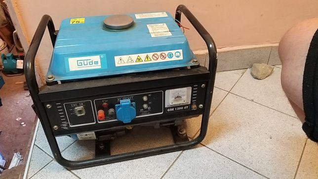 Vand Generator Gude Gse 1200 4t
