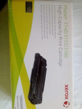 Картридж оригинал XEROX 108R00909 в упаковке