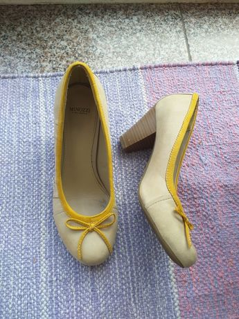 Pantofi piele Minozzi