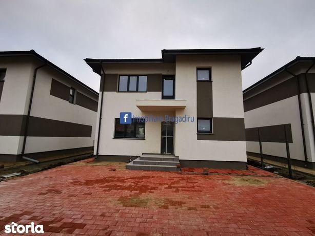 Casa singulara 4 cam., 130mp utili + 250mp curte, Bragadiru (Ghencea)