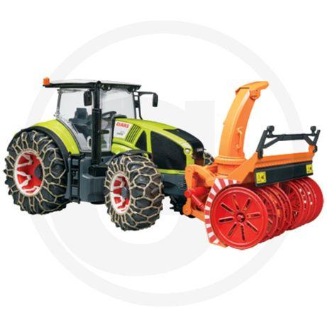 Jucarii BRUDER 03017 Tractoras Claas Axion
