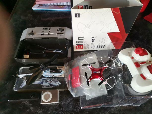 Mini Elicopter, Drona, Spy camera, Mp 3