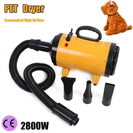 Фен компрессор для животных. 2200W -Отправка в регионы