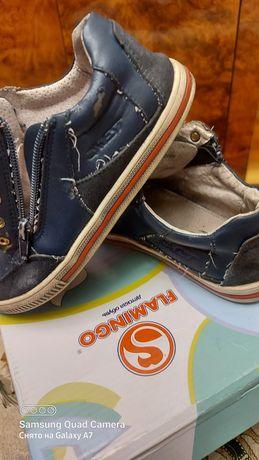 продаю детскую обувь фирмы Фламинго б/у