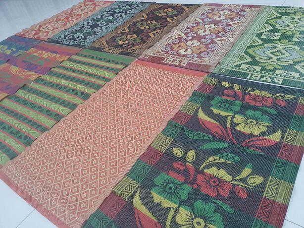 Циновка, коврик, яркая ковровая дорожка 90х180 см