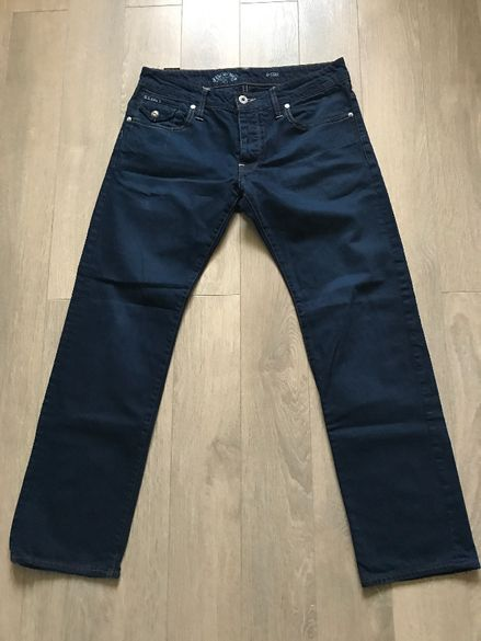 Мъжки дънки G-Star Raw Morris Low Straight Ripped
