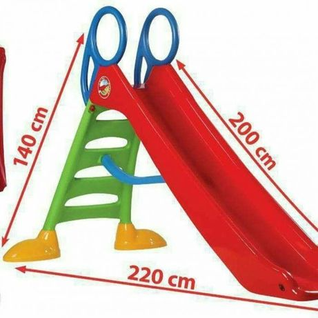 tobogan plastic 220cm
