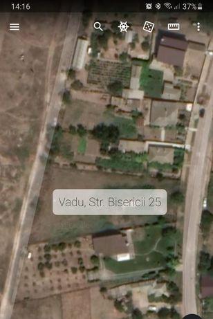 teren de vanzare in sat Vadu
