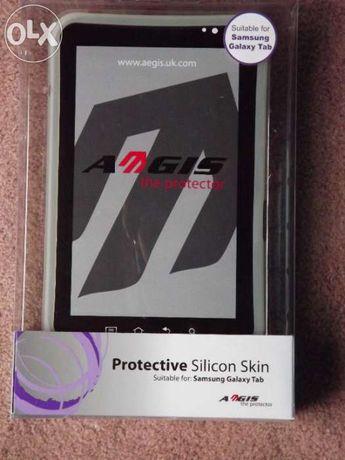 Protectie din silicon samsung galaxy tab