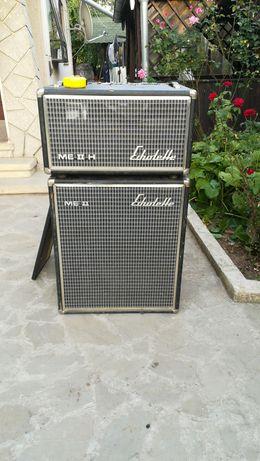 Leslie type amp cu rotary speaker,Cabinet vintage Echolette me2