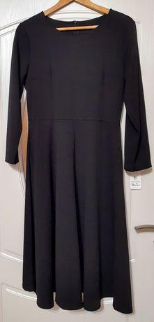 Разкроена дълга рокля