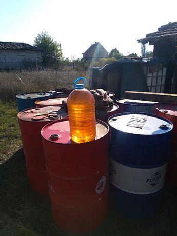 Трансформаторно и хидравлично масло