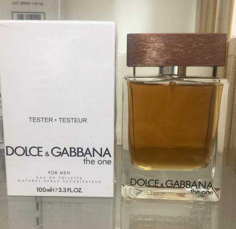 Аромат достойного мужчины Dolce&Gabbana The One For Men 100ml