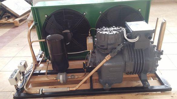 Продавам хладилен среднотемпературен агрегат