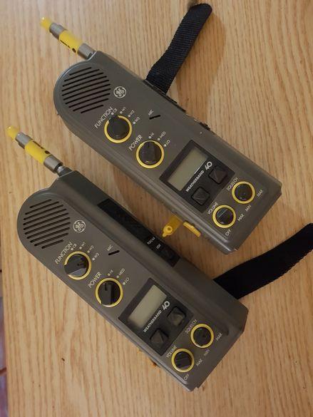 Vintage Walkie Talkie General Electric / Винтидж радиостанции