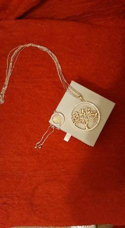 Medalion Copacul Familie + Brățară copacul familiei