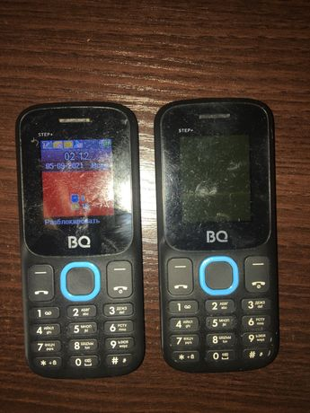 Продам два телефона BQ