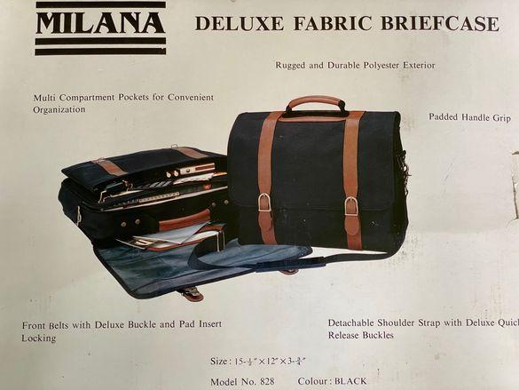 Чанта за лаптоп или стилно куферче за работа