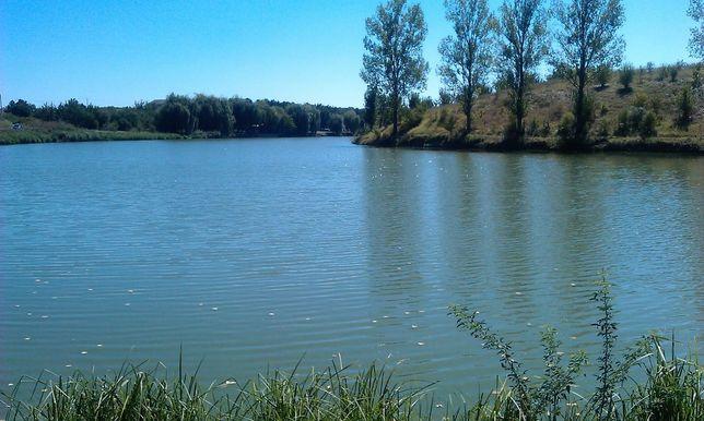 Teren Ganeasa, langa lac Ocazie