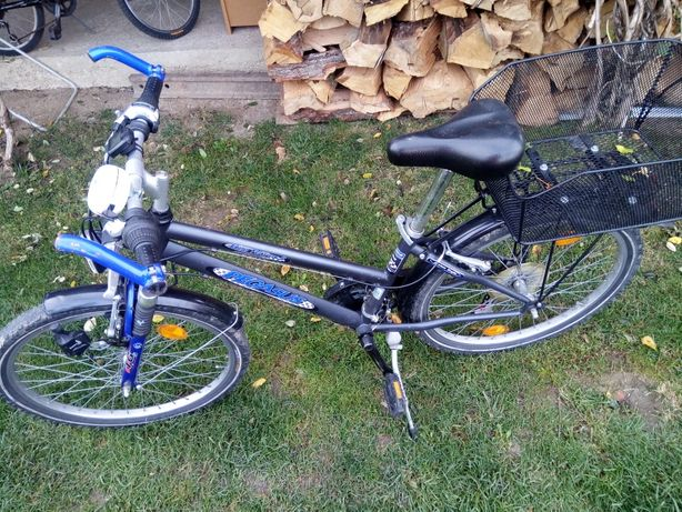 Bicicleta univerala