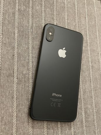 IPhone XS 256gb чёрный