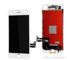 Display Iphone 7 SI 7+ ALB SI NEGRU,COMPLET(Touchscreen+Sticla) Nou!!!