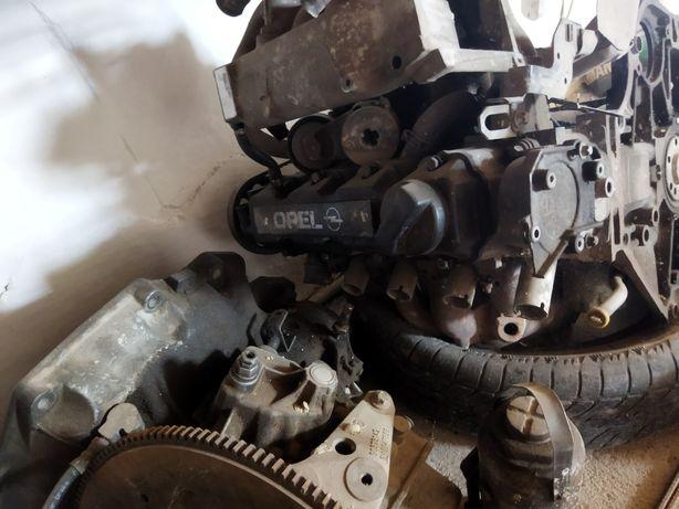 Продам двигатель на опель астра g