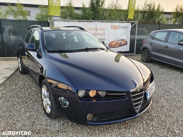 Alfa Romeo 159 Ful Option Posibilitate RATE AVANS 0 %