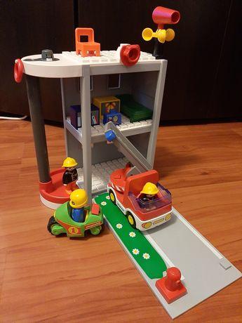 Playmobil 6777 statie pompieri