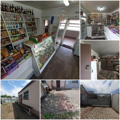 Продаётся действующий магазин в Пришахтинске