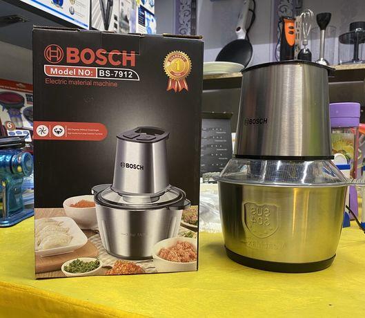 Измельчител Bosch/ Мощный блендер/ Железный чашка/ Кухонный комбайн