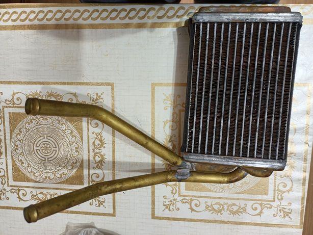 Радиатор печки на Део Нексию