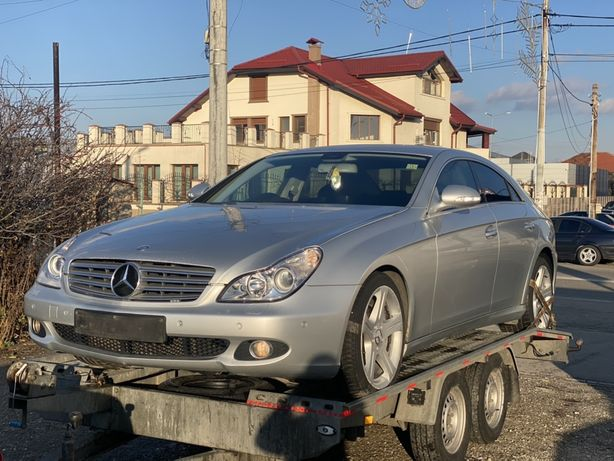 Dezmembrez Mercedes Cls320 w219 3.0v6