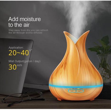 Nou / Difuzor 400 ml (uleiuri esentiale)