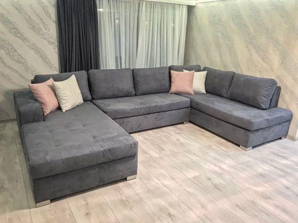 Тапицерски услуги и Изработка на мека мебел